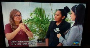 Asma ao vivo na TV Mirante