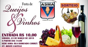 Festa de Queijos e Vinhos