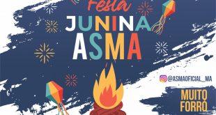 Festa Junina da ASMA dia 14 de Junho